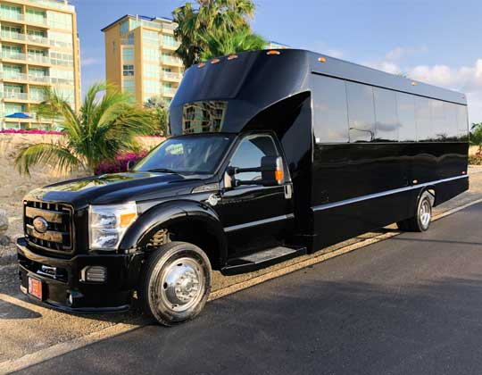 Ford F-550 Bus