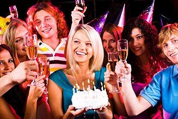 Birthday & Anniversary Celebration